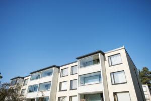 Tämän talon tilalle saattaa nousta paljon korkeampi talo 2020-luvun alussa.