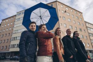 Suomen paras taloyhtiö 2017, Agricolankulma Helsingin Kalliossa