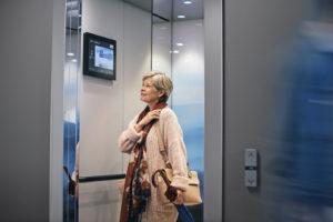 Kone Hissit Oy valmistaa moderneja hissejä.