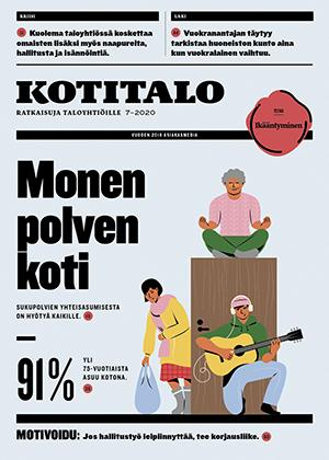 Kotitalo-lehti 7/2020