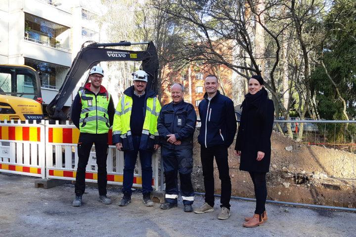 Suomen paras taloyhtiö 2020 -kilpailun voitti Asoy Satakielenpuisto Turusta