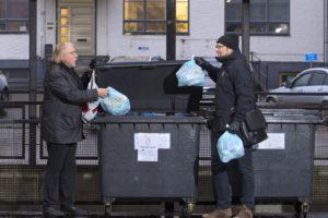 200 taloyhtiötä aloitti muovikierrätyksen pilottiprojektin ja yksi niistä oli Asunto-osakeyhtiö Toritalo