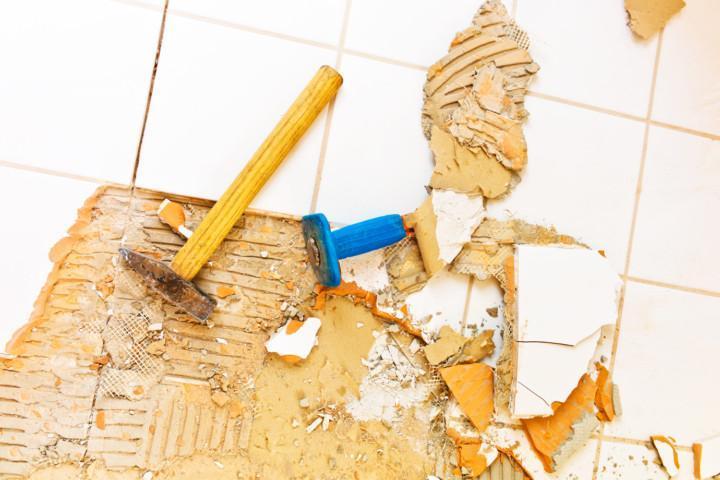 Asbestikartoitus on muistettava myös osakkaan hankkeissa