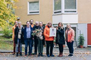 Suomen paras taloyhtiö 2021 Asunto Oy Vesakko Bostads Ab